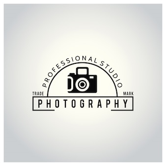 Logo for photography studio