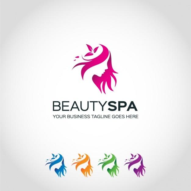 Beauty salon logo Vector | Free Download