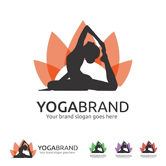 Логотип Lotus Yoga
