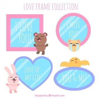 Love frames design