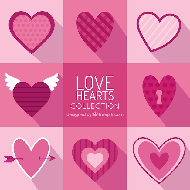 Heart Vector Vectors, Photos and PSD files | Free Download