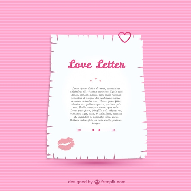 Loveletter Vectors, Photos and PSD files   Free Download