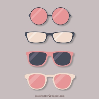 Lovely glasses collection