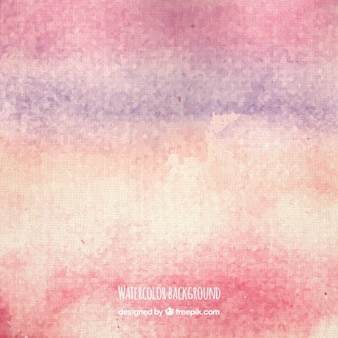Lovely watercolor background in pink tones