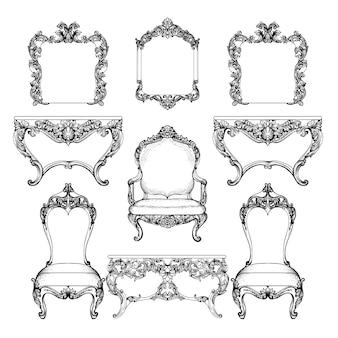 Роскошная коллекция мебели