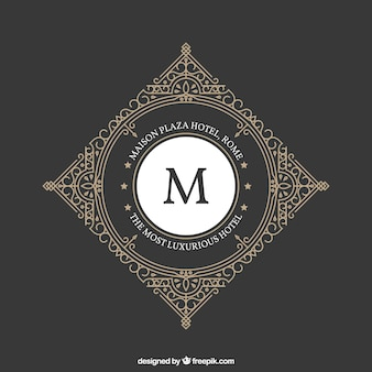 Luxury Hotel Label