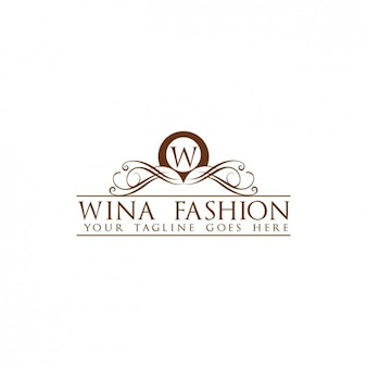 Luxury logo template