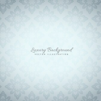 Luxury ornamental background