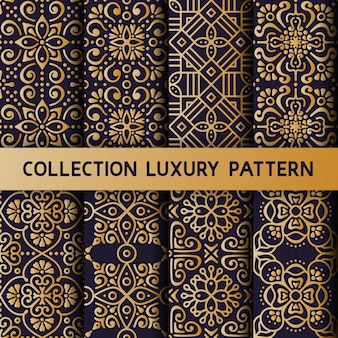 Luxury patterns