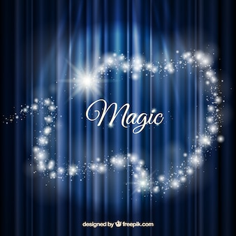 Magic background