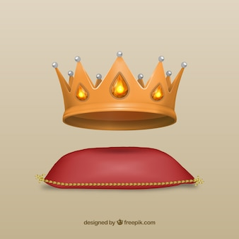 Majestic crown