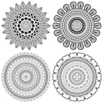 Mandala collection