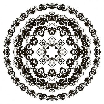 Mandala design background
