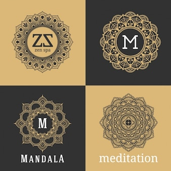 Mandala designs collection