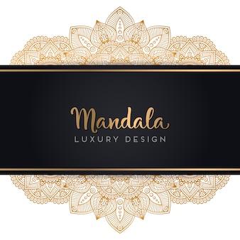 Mandala luxury design