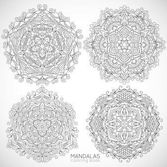 Mandalas / Coloring Book