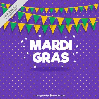 mardi gras month Mardi gras was the last day christians could eat des mets gras (fatty foods) before spending 40 days of prayer and meat abstinence, until easter this day announced the beginning of carême (lent.