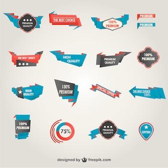Marketing promotional elements