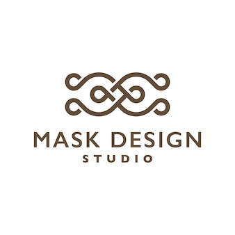 Mask Design Logo
