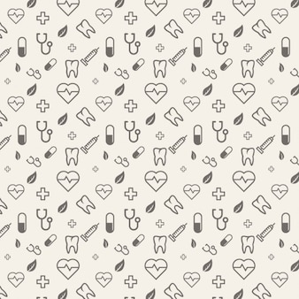 Medical pattern design