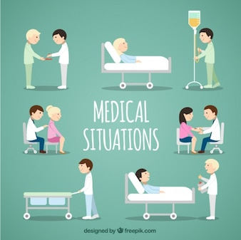 Medical Situations Collection