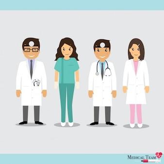 Medical team design