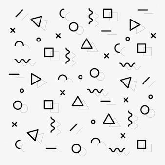 Memphis pattern