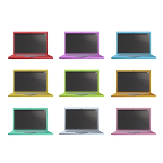 Metallic keyboard business object blue