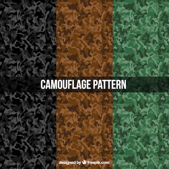 Military abstract patterns