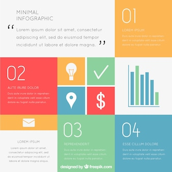 Minimal Infographic Vectors, Photos and PSD files | Free Download