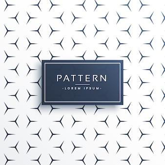 Minimal pattern background