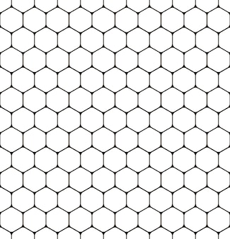 Minimal rhombus pattern