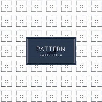 Minimal squares pattern