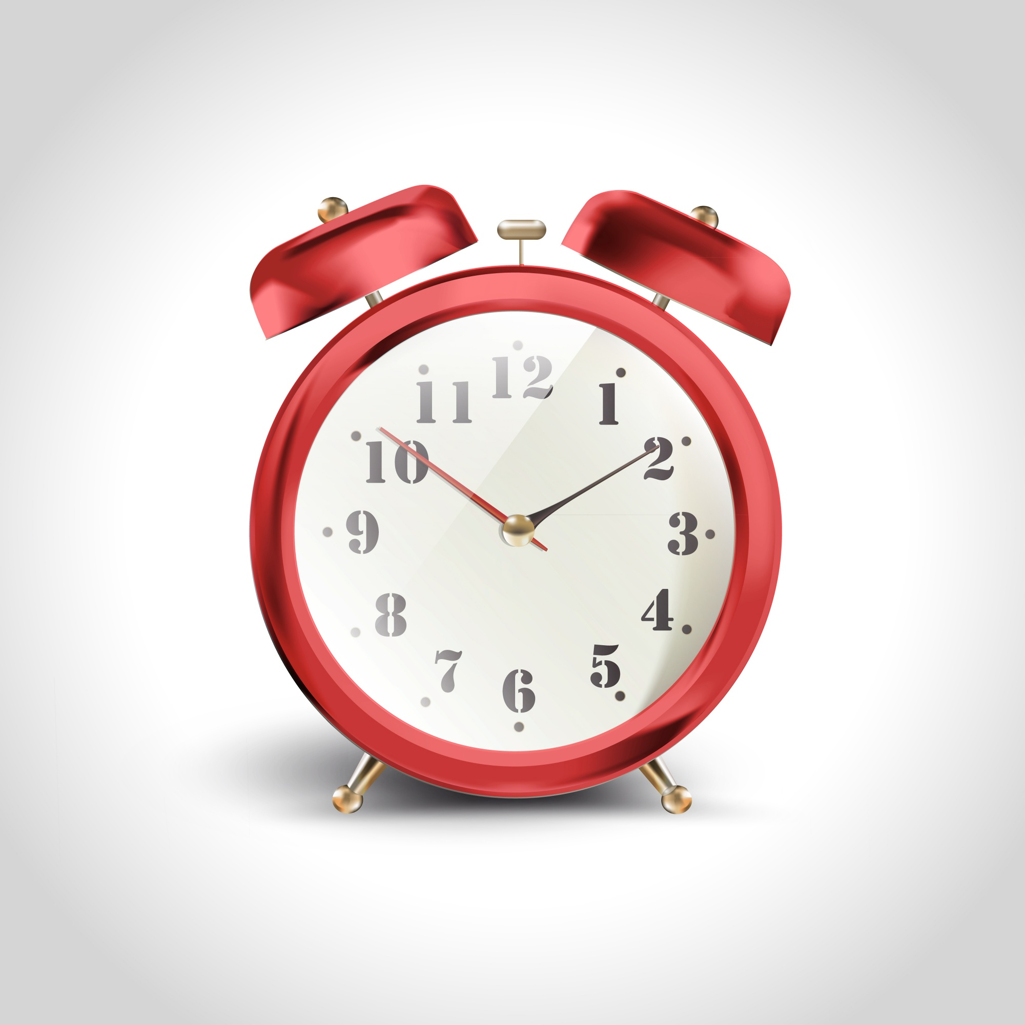 Minute clock morning background old