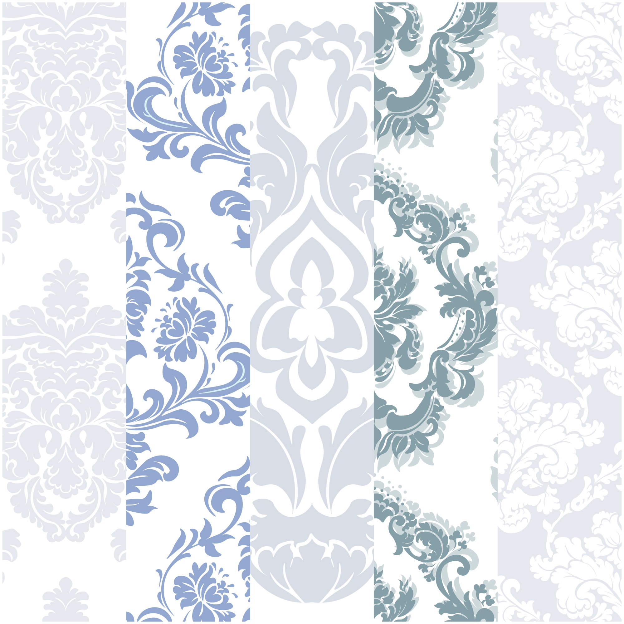 Mix pattern background collection