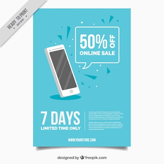 Mobile sale brochure