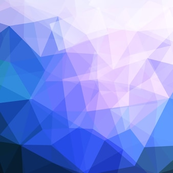 Modern background, polygonal texture