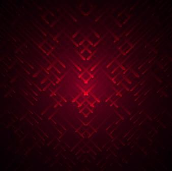 Modern dark red background