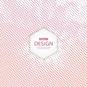 Modern dots pattern background