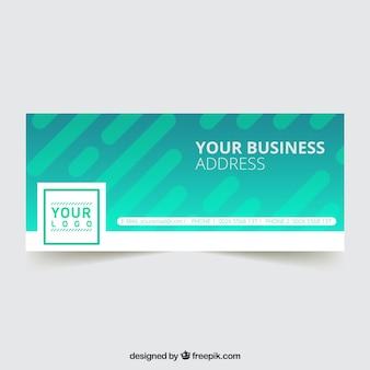 Modern facebook business cover