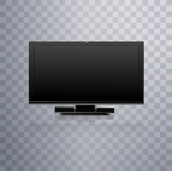 Modern lcd television