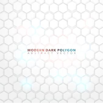 Modern polygon background