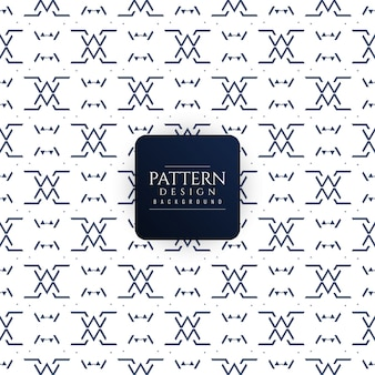 Modern seamless pattern background
