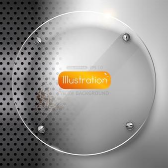 Modern texture presentation website stylish