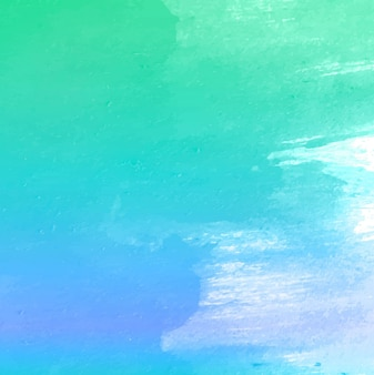 Modern watercolor background in blue tones