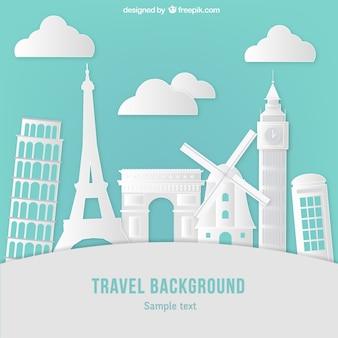Monumental landmarks