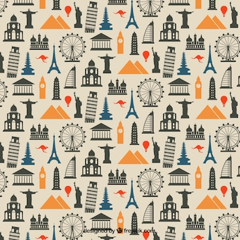 Monuments pattern