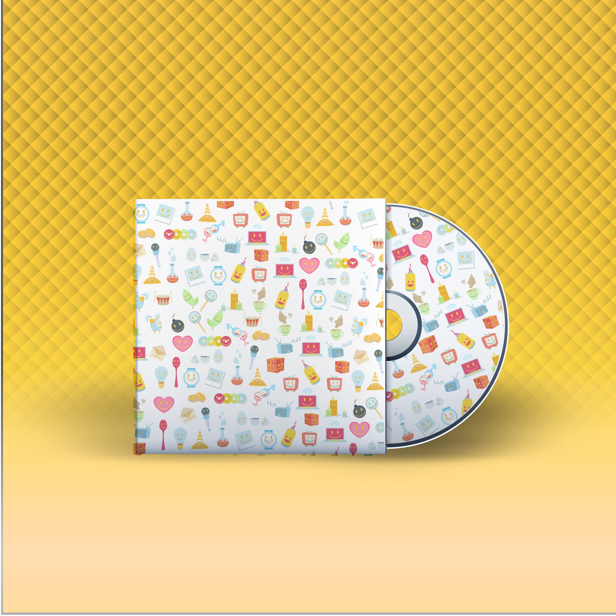 Music background art business compact