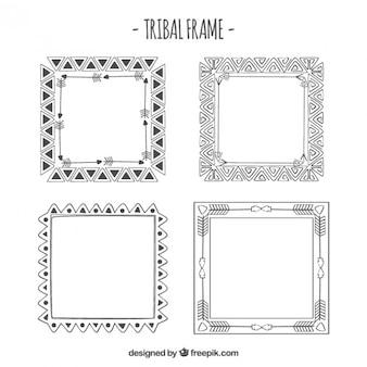 Native american frames