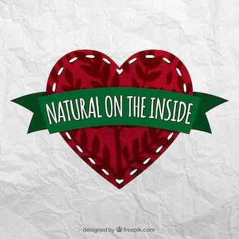 Natural on the inside